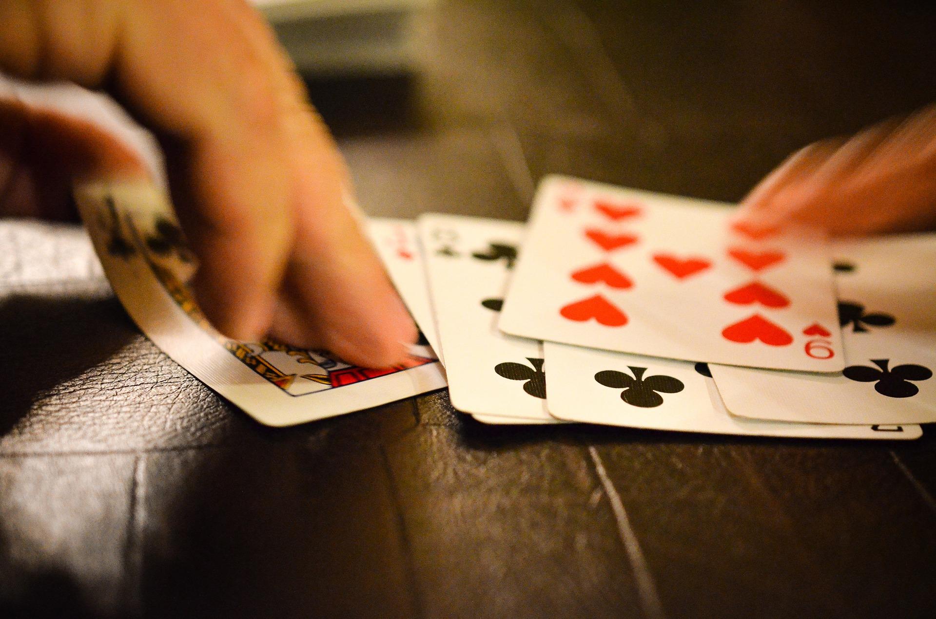 התמכרות להימורים